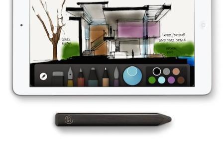 Paper de FiftyThree, la App perfecta para acompañar el Stylus Pencil, totalmente gratuíta en la App Store