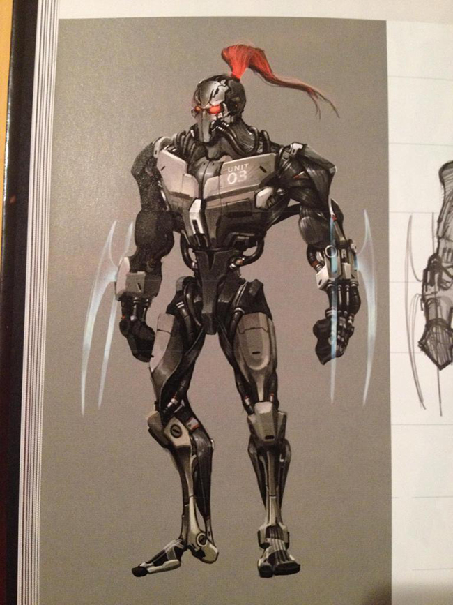 Foto de Art book de Killer Instinct (1/3)