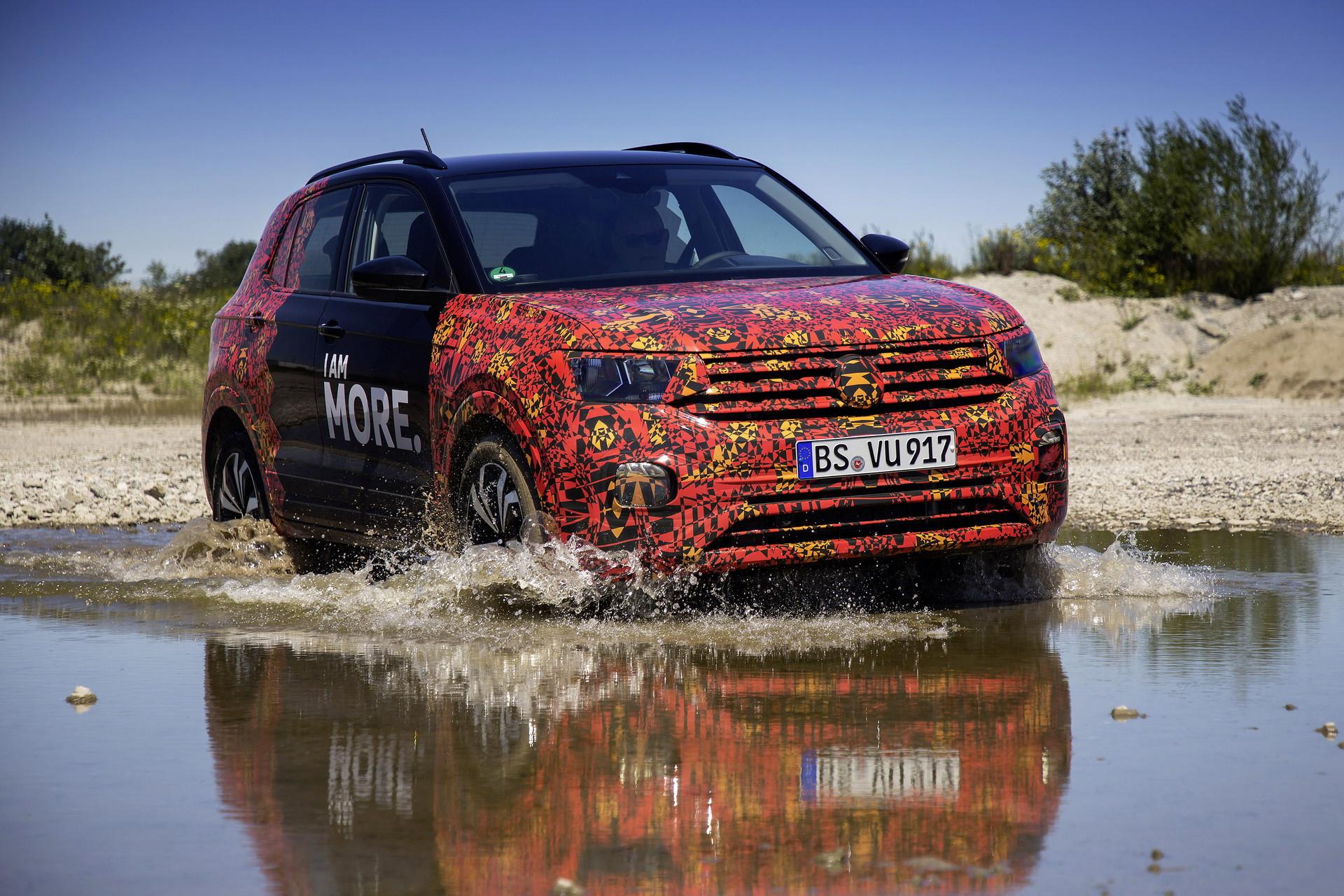 Foto de Volkswagen T-Cross (primeras imágenes) (21/28)