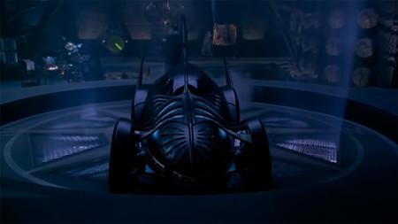 El coche de Batman de Joel Schumacher