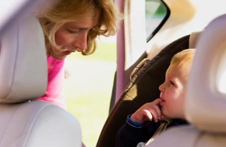 Precious Cargo, una aplicación para no olvidarse al bebé dentro del coche