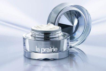 Nuevo contorno de ojos de La Prairie: Cellular Eye Cream Platinum Care