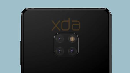 El Huawei Mate 20 tendría notch muy pequeño y tres cámaras para seguir marcando tendencia