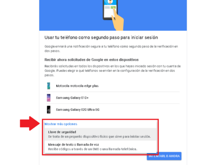Como Activar Autentificacion Dos Pasos Google