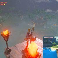 Dos años después, se descubre que la Isla Initia de Wind Waker estaba escondida a plena vista en Zelda: Breath of the Wild