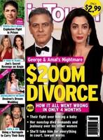 ¿Ya suenan trompetas de divorcio para Clooney?