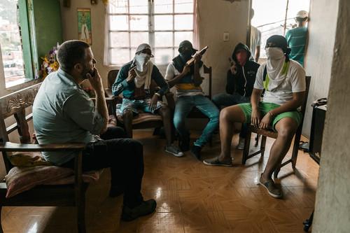 La nueva temporada de 'Clandestino' de David Beriain se sumerge en formas extremas de delincuencia