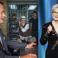 ¡Steven Spielberg dirigirá a Tom Hanks y Meryl Streep!