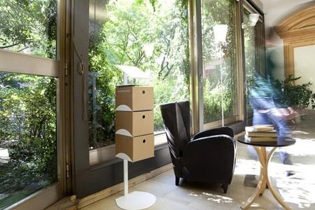 The Nor Box, el diseño en cartón al servicio del reciclaje