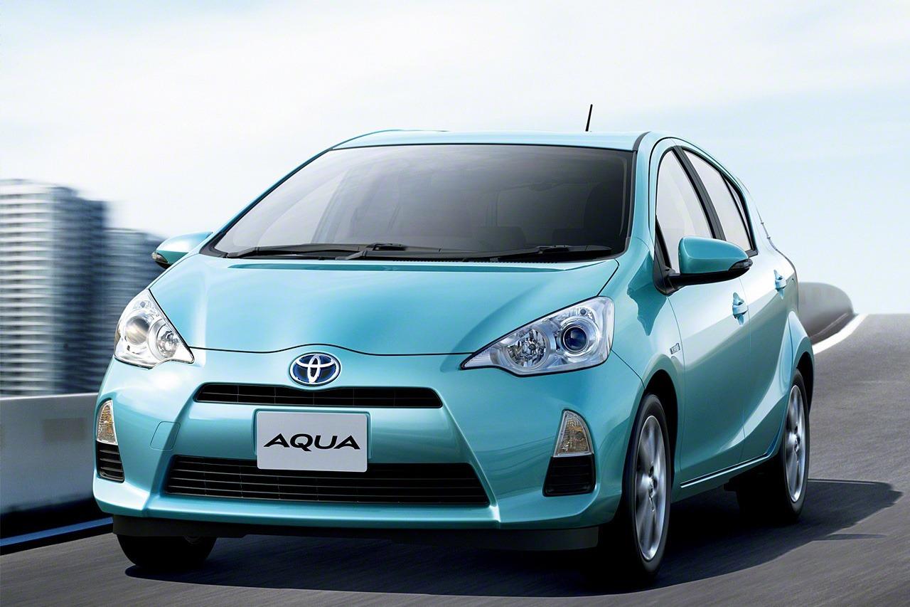 Foto de Toyota Aqua (JDM) (17/38)
