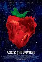 Póster de 'Across the Universe'