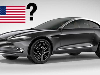 Aston Martin se plantea fabricar su futuro SUV en Estados Unidos