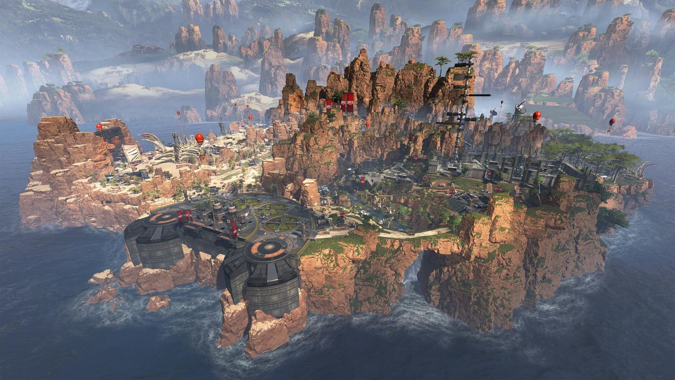 El mapa de Apex Legends va a cambiar a partir de julio con Carga de Batalla, la temporada 2 del battle royale