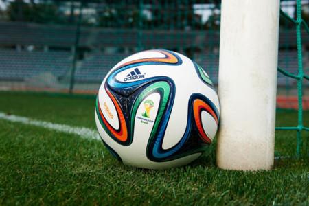 Brazuca, el balón de Adidas para el Mundial de Brasil 2014