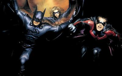 Cómic en cine: 'Batman y Robin', de Joel Schumacher