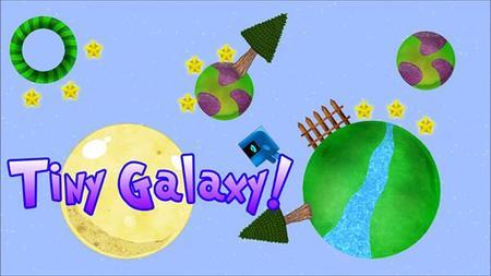 Tiny Galaxy muestra su primer tráiler