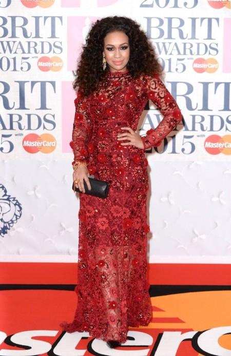 Rebecca Ferguson Brit Awards 2015