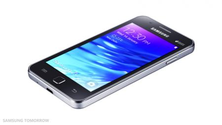 Samsung Z1 Dynamic Black