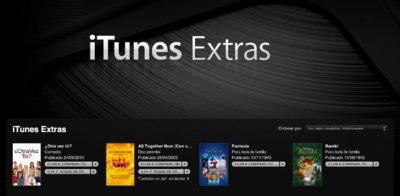 Ya tenemos las primeras películas con iTunes Extras en la iTunes Movie Store española