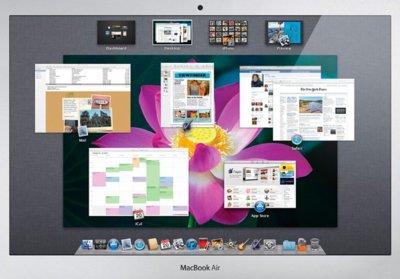 [Especial Mac OS X 10.7] Mission Control, el nuevo centro de operaciones del Mac