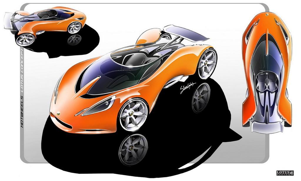 Foto de Lotus Hot Wheels Concept (8/10)