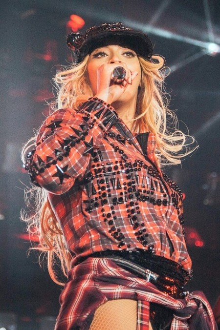 Como era de esperar, Beyoncé lo dio todo y partió la pana en su concierto en Barcelona