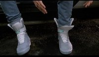 Nike te trae de vuelta Back to the Future
