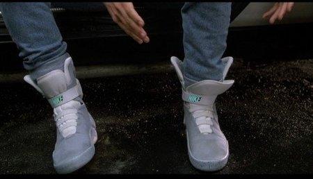 Nike te trae de vuelta Back to the Future