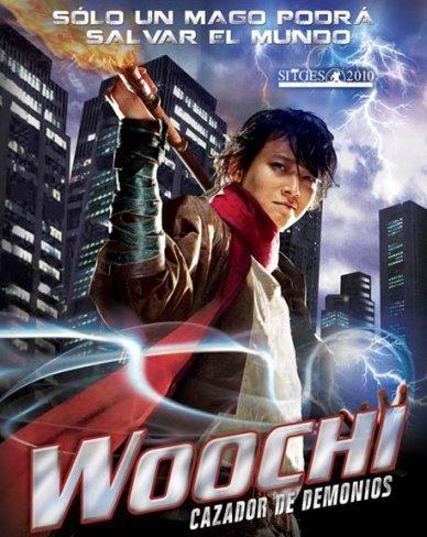 Cartel de  Woochi