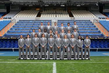 Hugo Boss viste al Real Madrid