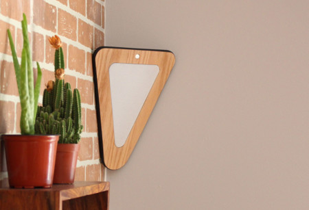 Así es Triangle de Nepsu, un altavoz inalámbrico con un diseño muy adaptable y ecológico