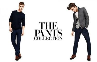 H&M y su pants collection: si será por pantalones para este Otoño...