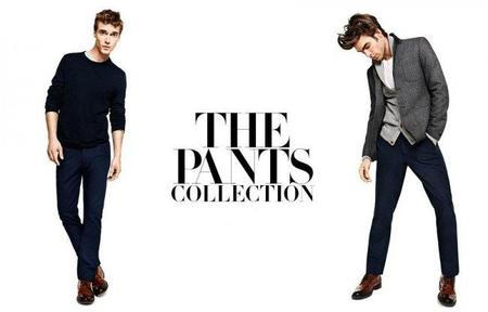 H&M y su pants collection: si será por pantalones para este Otoño...
