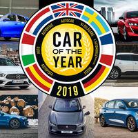Estos son los siete coches finalistas que optarán a convertirse en el Car of the Year 2019