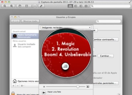 Detalle icono OS X Lion