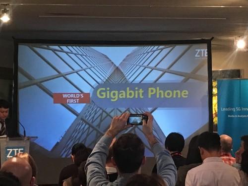 El primer smartphone 5G con Snapdragon 835 lo tiene ZTE, pero todavía no es real