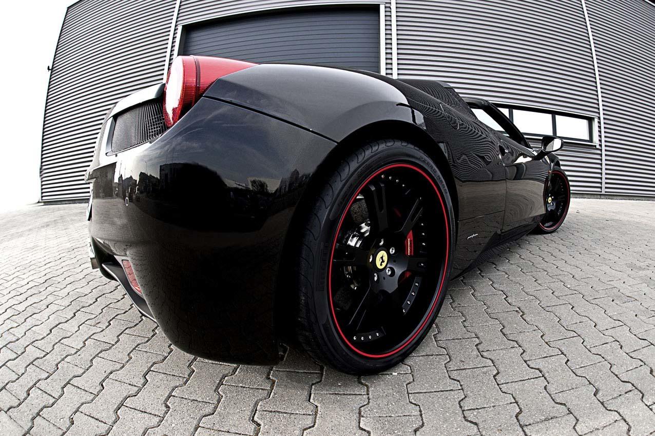 Foto de Ferrari 458 Spider Perfetto por Wheelsandmore (3/33)