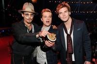 'Los juegos del hambre' incendian los MTV Movie Awards 2014