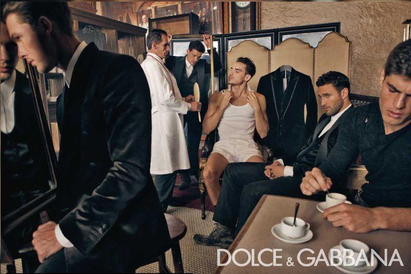 Foto de Campaña Dolce & Gabbana de Otoño / Invierno 2011 (2/5)