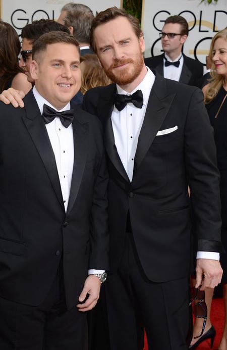 Los hombres mejor vestidos de la 71 edición de los Globos de Oro