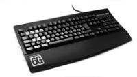 SteelSeries 6G, teclado resistente para jugones