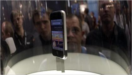 ¿Cambiarías de compañía por el iPhone?