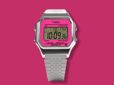Timex o el revival digital de los 80