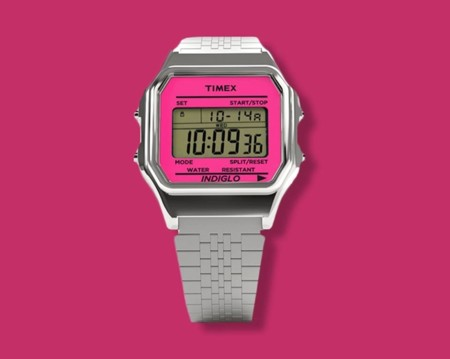 Timex o el revival digital de los 80