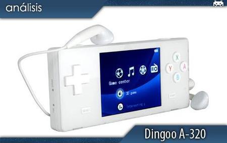 Dingoo A-320, la maravilla llegó desde China. Análisis