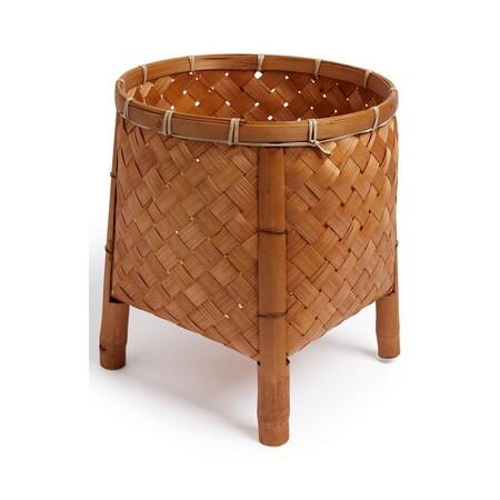 Maceta de bambú tejido 9.00 €