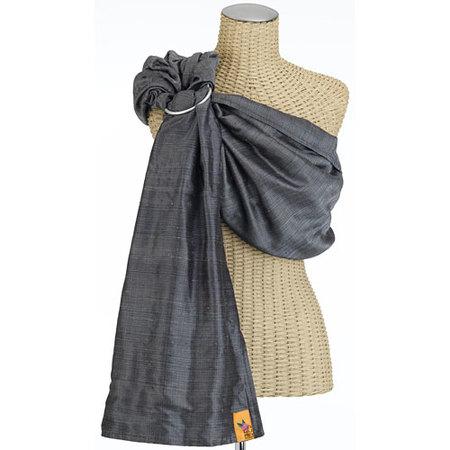 Sling de seda con anilla, el portabebés más sofisticado