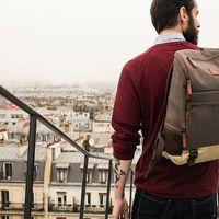 Decididamente parisina: mochila Maubert de Delsey