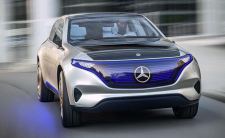 La apuesta eléctrica de Daimler para 2025: diez modelos y 10.000 millones de euros de inversión