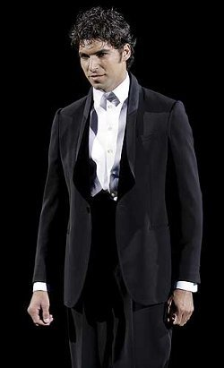 Cayetano Rivera chaqueta